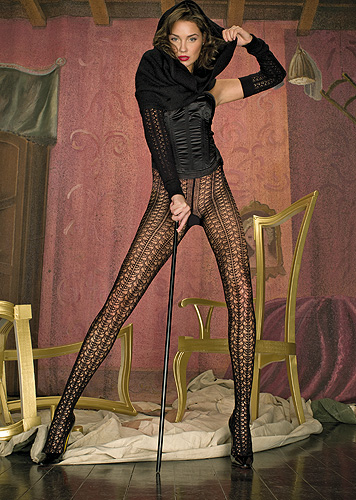 Chopin Tights Bodystocking