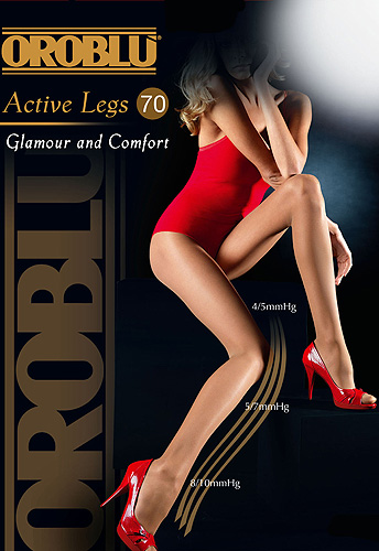 Active Legs 70 Denier Tights
