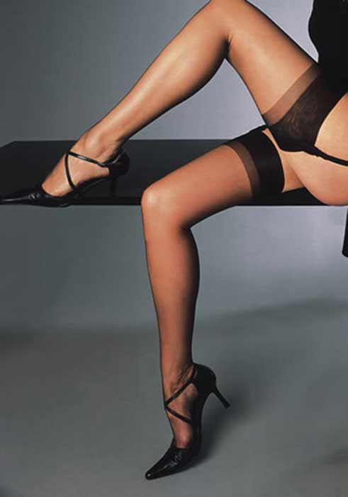 Cervin Champs Elysees Silk Stockings