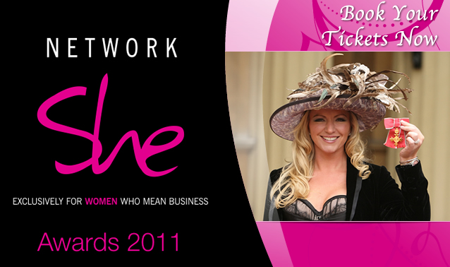 Women in Business Banner
