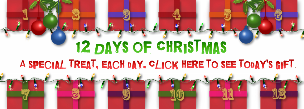 The 12 Days of Christmas - UK Tights Blog