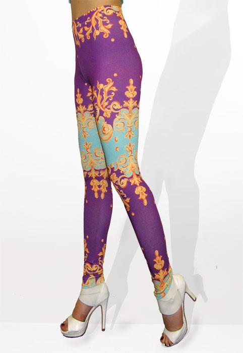 Stucchi Patterned Leggings