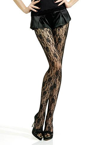 Sweet Roses Tights