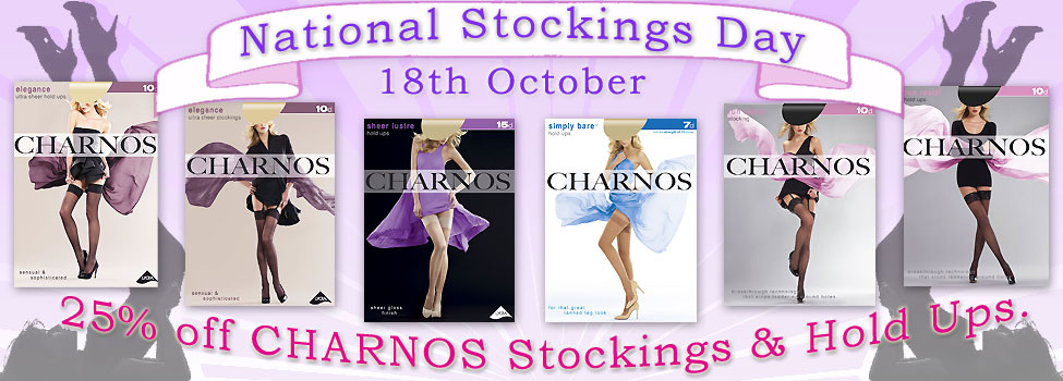 National Stockings Day 18th October