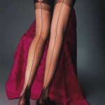 Cervin Tentation Fully Fashioned Seamed Stockings