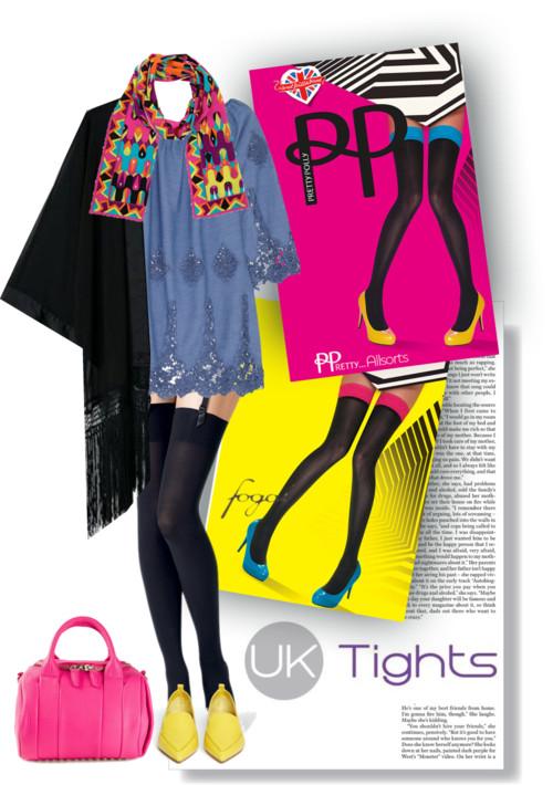 UK Tights press coverage Pretty Polly