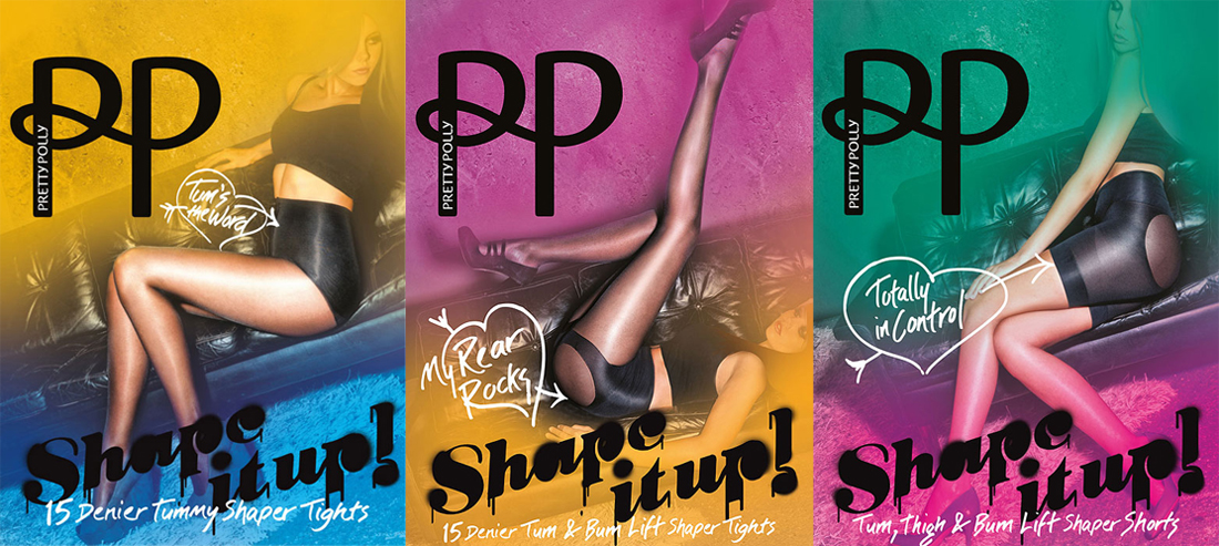 pretty polly shaping tights