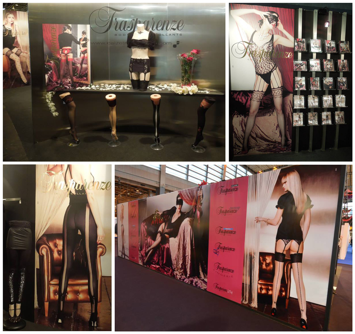 Uk tights at salon international de la lingerie 2015 for Salon international