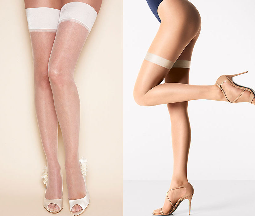 406571eef Guide To Buying Your Wedding Stockings - UK Tights Blog