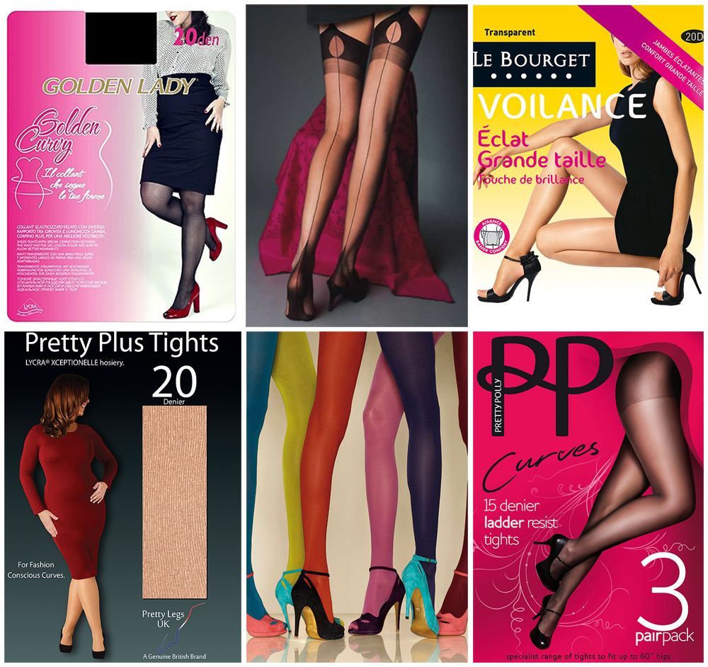 hosiery for curvy people best products