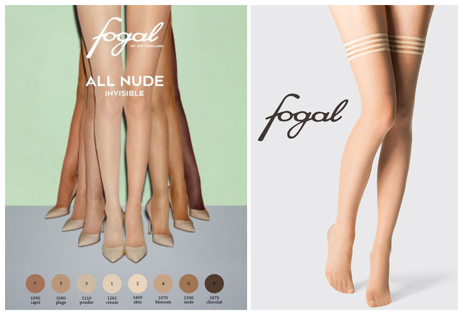 fogall all shades nude