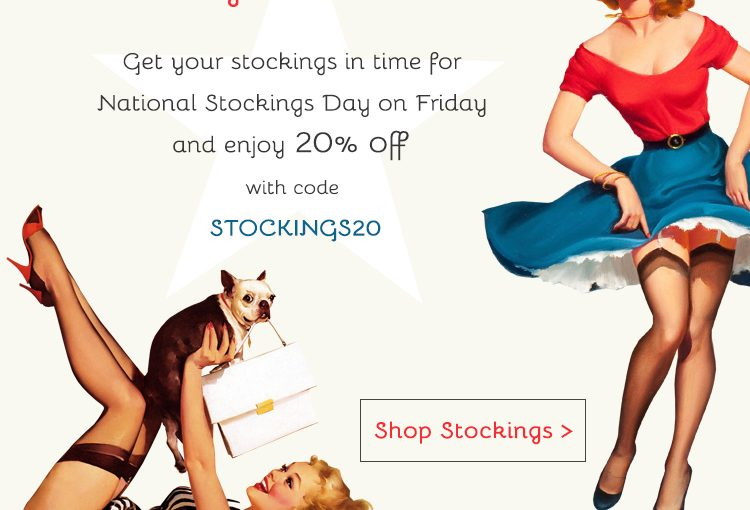 National Stockings Day 2015