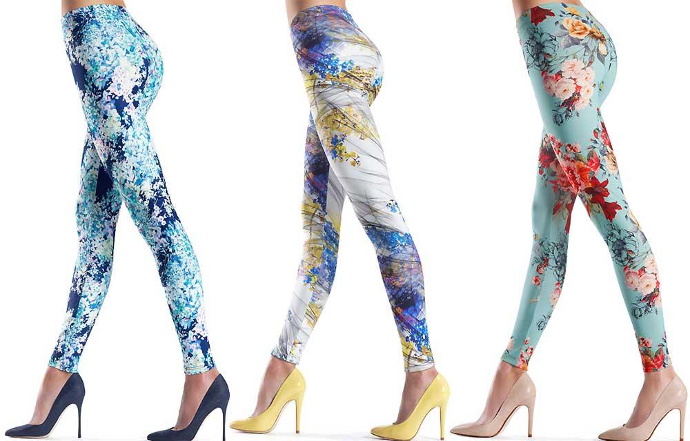 Oroblu-floral-leggings-ss16