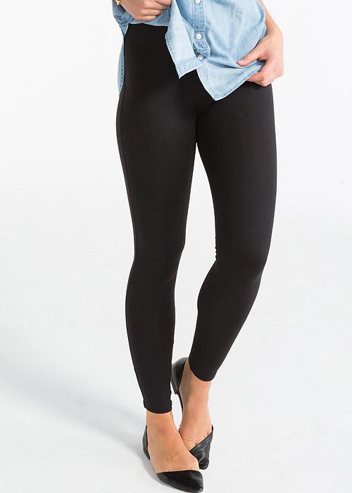 Spanx Essential Black Shaping Leggings