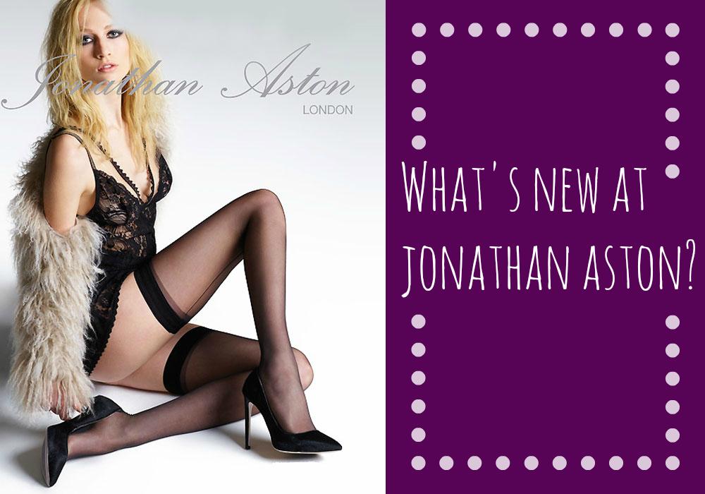 Jonathan Aston Seam & Heel Hold Ups banner