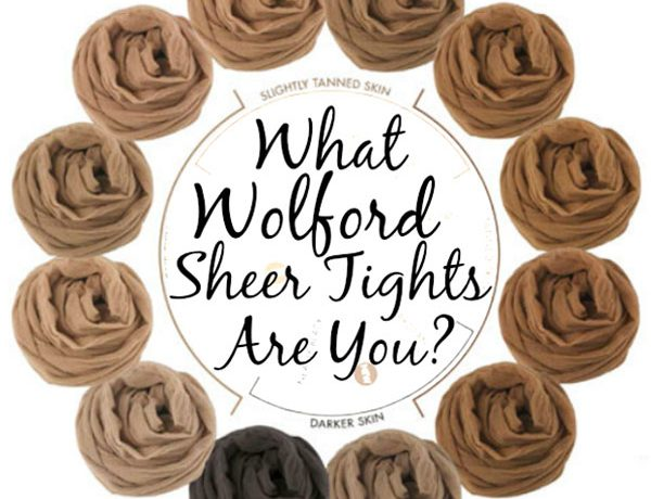 What Wolford Sheer Tights Are You Banner
