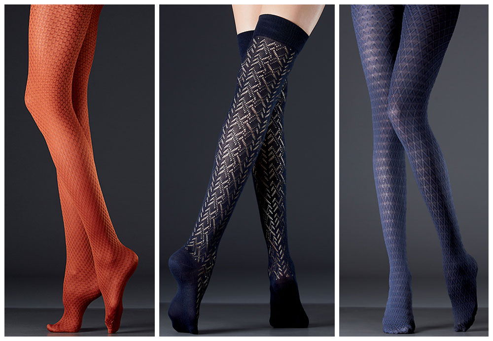 0b7d3284f Five Hosiery Trends Featured In Max Mara AW16 - UK Tights Blog