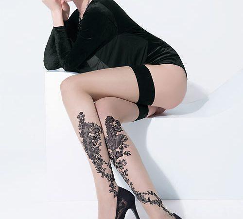 Trasparenze Arbil Hold Ups Sexy tattoo art