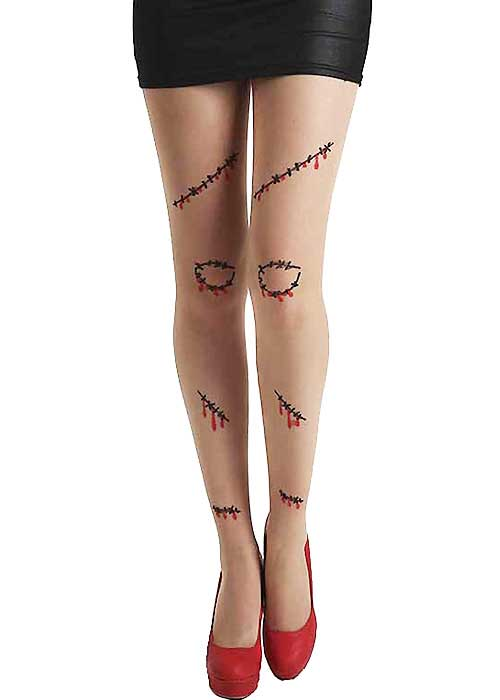 pamela-mann-stitches-and-blood-tights-Halloween
