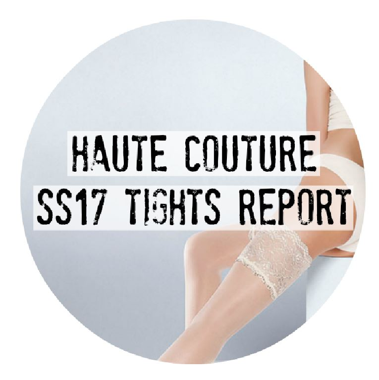 how to buy superior quality low priced Haute Couture SS17 Tights Report: Must-Have Styles - UK ...