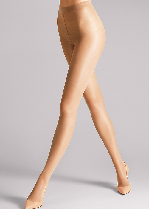 Bestelling Wolford Sheer Satin Touch 20 Tights New Nude Shade
