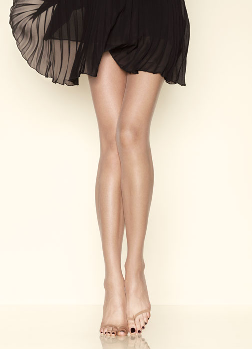 Gerbe Luxury Toeless Tights