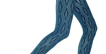 Oroblu Stacy Tights cobalto 12
