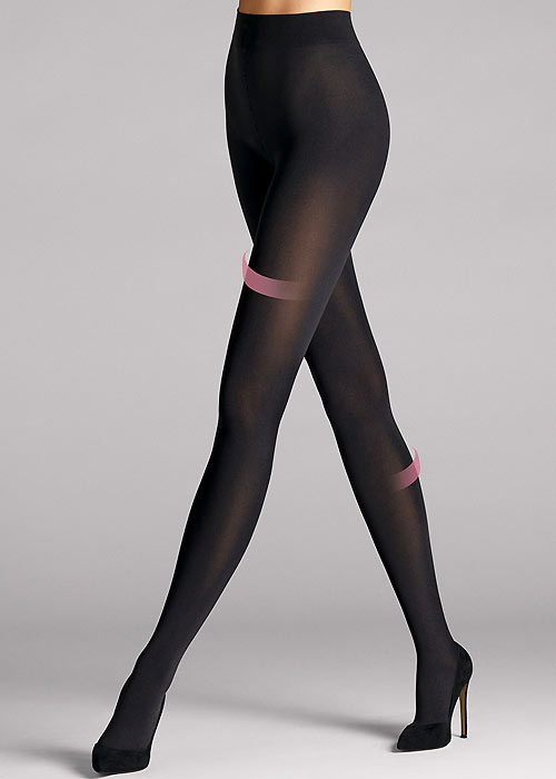 Wolford Shape and Control Opaque Medium Support Tights