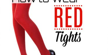 How-to-wear-red-tights
