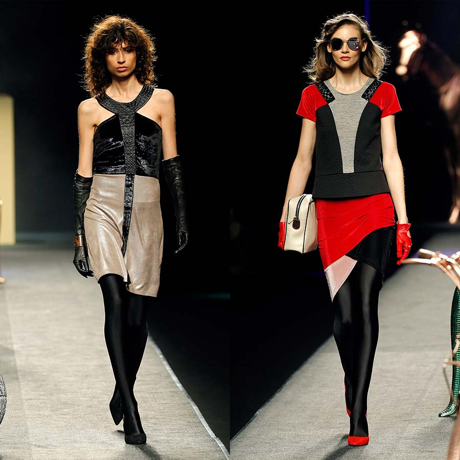 Ion Fiz MB Madrid Fashion Week AW1819 Cecilia de Rafael Uppsala Tights