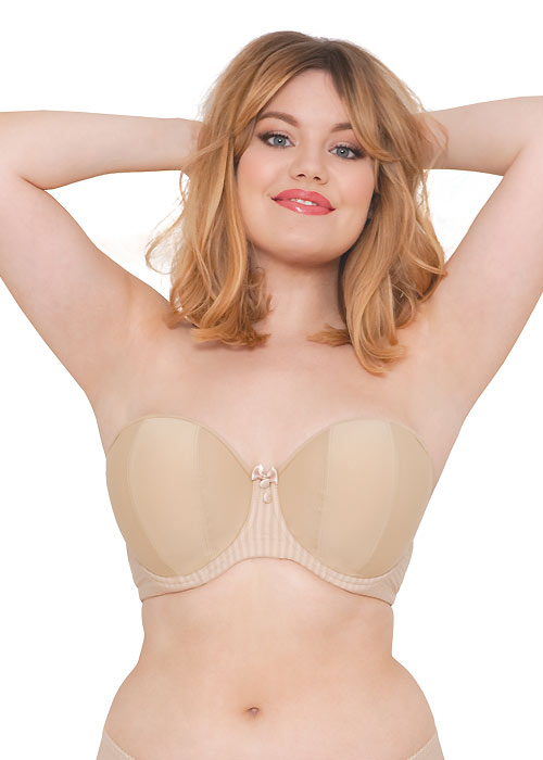 Curvy Kate Essentials Luxe Strapless Bra