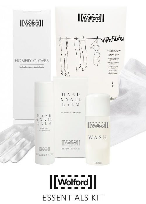 Wolford Essentials Care kit