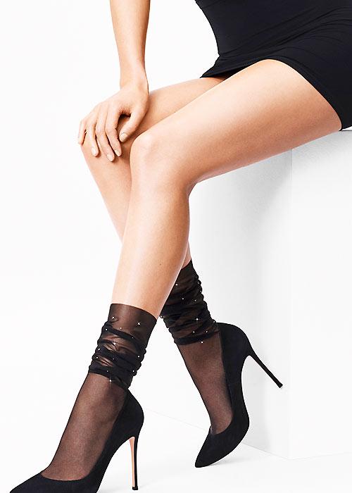 Wolford Adeline Fashion Socks