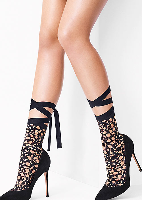 Wolford Amelia Fashion Socks
