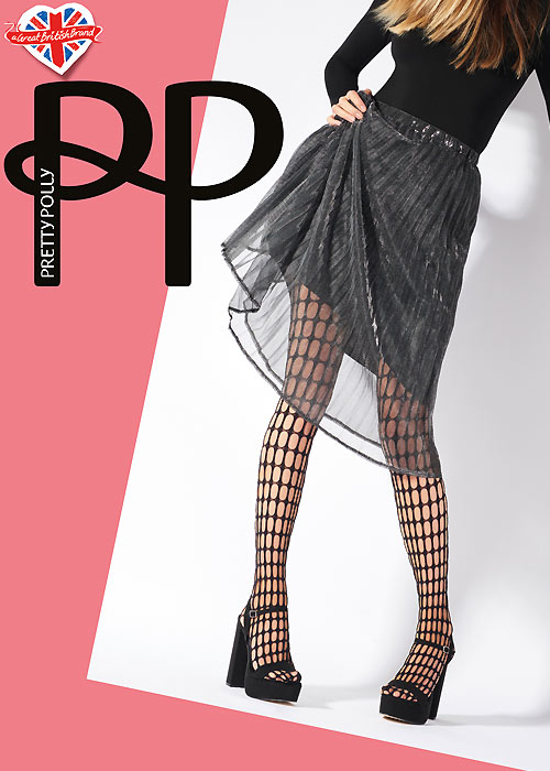 Pretty Polly AW18 Fishnet tights
