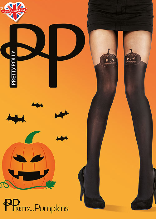 Pretty Polly Halloween 2019 tights
