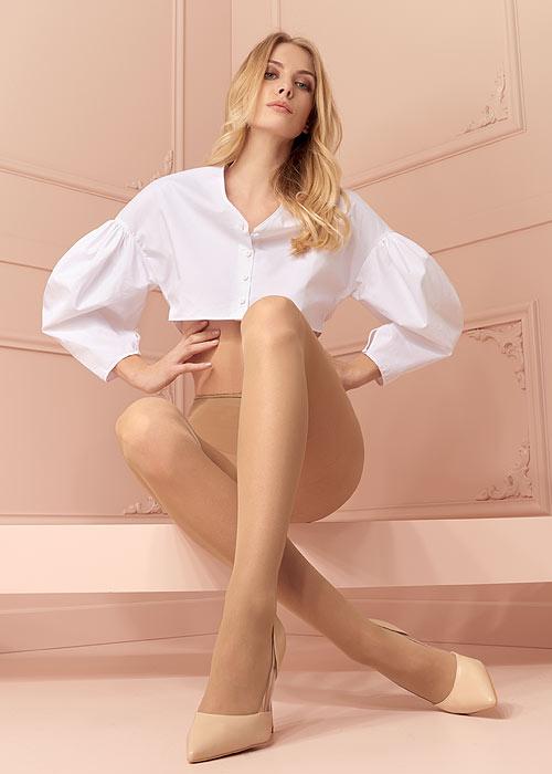 Trasparenze 40 denier semi opaque tights