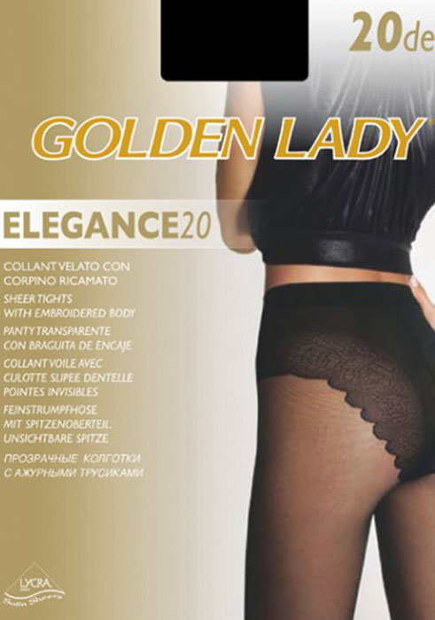 Golden Lady Elegance Sheer Tights