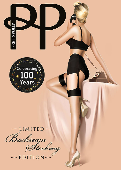 Pretty Polly Centenary stockings