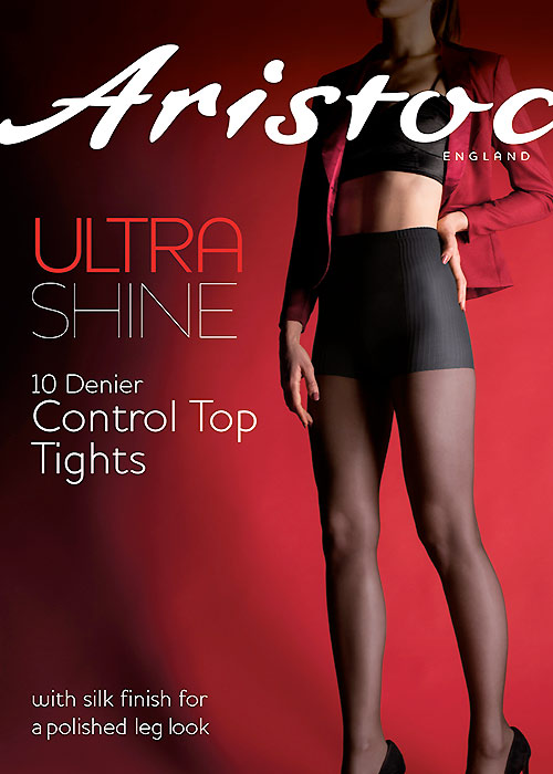 Aristoc Ultra Shine New Control Top Tights