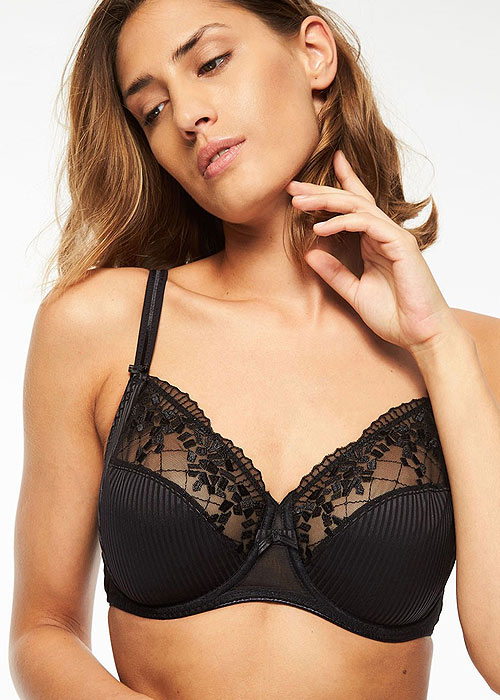 Good fitting dd+ bra by Chantelle