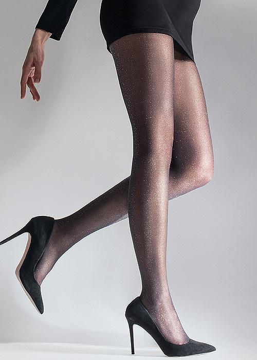 Aristoc lurex tights