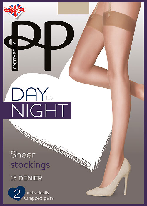 Pretty Polly Day To Night Stockings