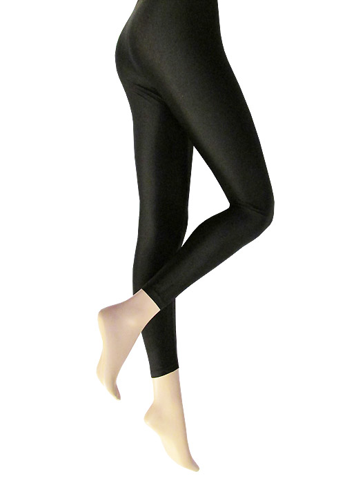 Silky Shimmer Look Leggings