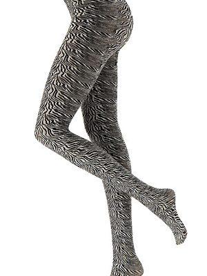 Oroblu Animal Fancy Zebra Tights