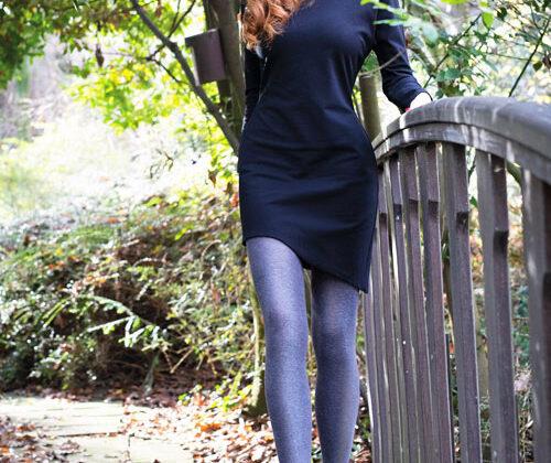 Sarah Borghi Green Cotton 100 Tights